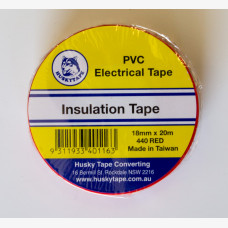 Tape Red Insulation 18mm x 20m
