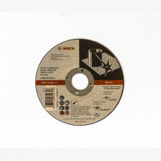 Disc Cut Off Wheel Stainless Steel 115mm x 1.6mm x 22mm