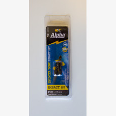 Alpha Insert Bit Phillps Head 2mm x 25mm Two-pack