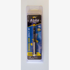Alpha Multi Bit Holder 1/4 Inch x 75mm