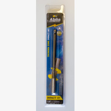Alpha Multi Bit Holder 1/4 Inch x 150mm
