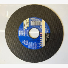 Disc Cut Off Wheel Stainless Steel 125mm x 1.6mm x 22mm