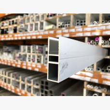 Multiwall Edge Bar - White 6Mtrs