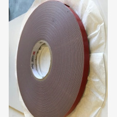 3M Double Sided Tape Grey 12mm x 32.9mtr