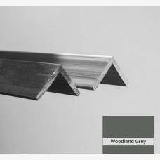 Angle 16mm x 16mm x 1.6mm x 6.5Mtrs Woodland Grey