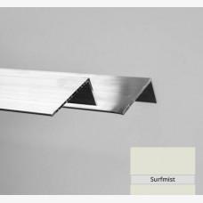 Angle 25mm x 25mm x 1.6mm x 6.5mtr Surf Mist