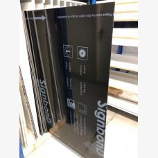 Sign Board Gloss Black 1220mm x 2440mm