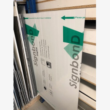 Signboard Gloss White 1220mm x 2440mm