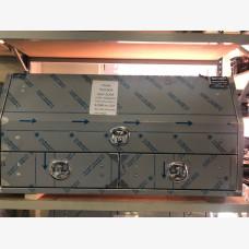 FRONT OPENING TOOL BOX 1700 x 850 x 550 - HALF DOOR