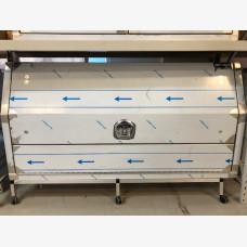 Plain Front Opening Tool Box  1700 x 850 X 550 - 2 DOORS