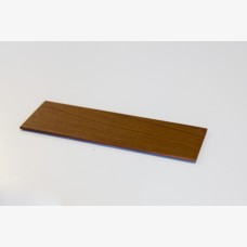 Knotwood End Cap 150mm x 50mm Routered Western Red Cedar