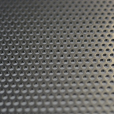 Perforated Mesh Cut Sheet 3.25mm Diameter Holes / Open Area = 42% / 600mm x 1200mm x 3mm Thick