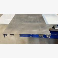 Sign Box Frame 150mm X 20mm X 6.5mtrs
