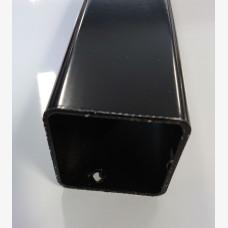 Square Hollow Section (SHS) 50mm x 2mm x 6.5Mtr Black Radius