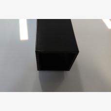 Square Hollow Section (SHS) 50mm x 3mm x 6.5mtr Black