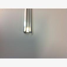 Slat Wall 28mm x 13.7mm x 2.4mtr Milled