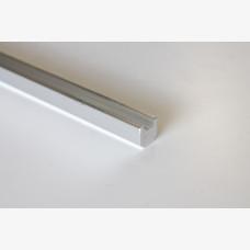 Shower Threshold Square Bar Chrome